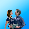 jack & rebecca {this is us}