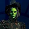 Anneliese van der Pol as Elphaba (Act 2)