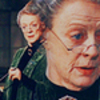 hulst, hulst, holly & Ines: Minerva McGonagall