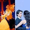 Belle/Beast & Damon/Elena