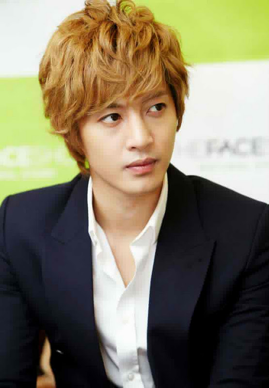 Kim Hyun Joong What Hair Color Looks Good In Black Or Brown