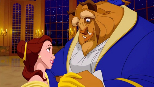 Does Belle And The Beast Ever Kiss When He Is