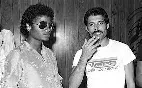 Who is this man in photograph with Michael