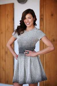 What character did Michaela Conlin not play?