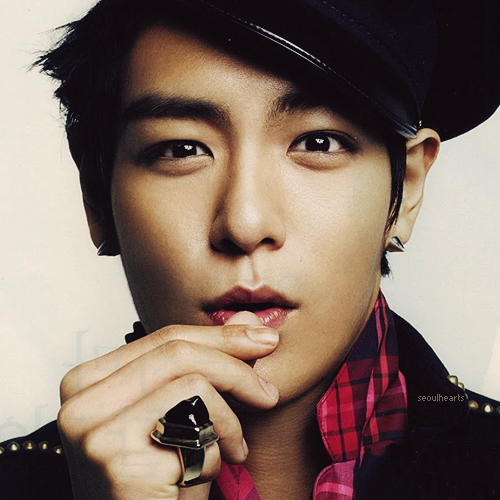 What blood type does TOP have?