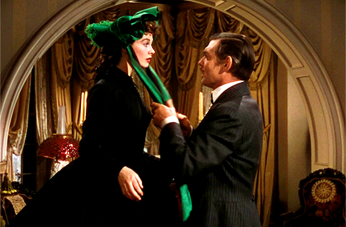 Scarlett : How do I look?