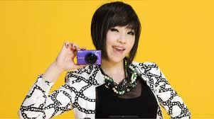 What type of music does Minzy likes??