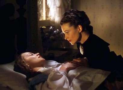 Scarlett : What else, Melly ? Melanie: Captain Butler be _____ to him.
