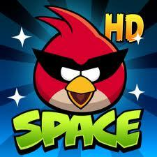 In which year was Angry Birds Space released ?