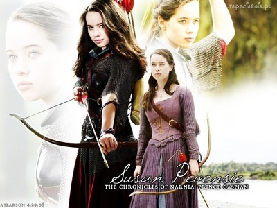 What Actres Plays Suzan Pevensie?