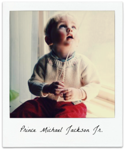 What year was Michael Jacksons eldest son Prince born in?