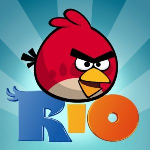 When was Angry Birds Rio released ?