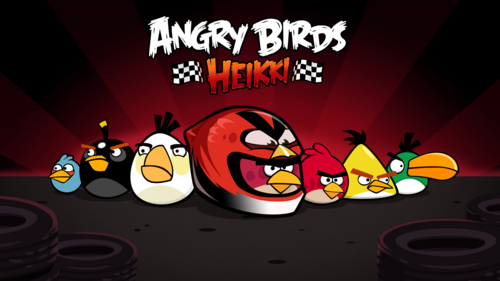 When was Angry Birds Heikki released ?