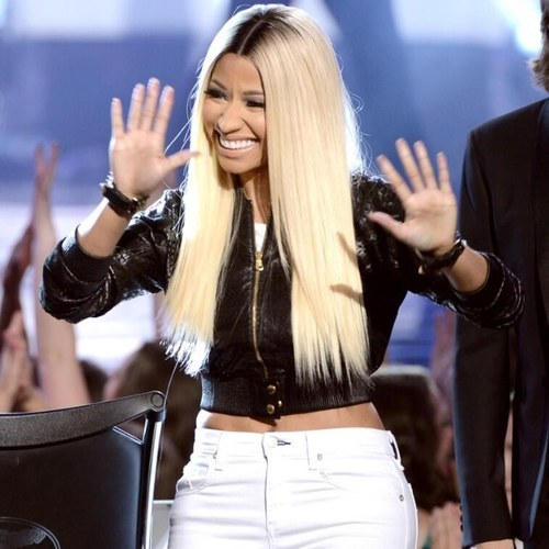 is nicki minaj be a judge at Ameerican Idol 2010