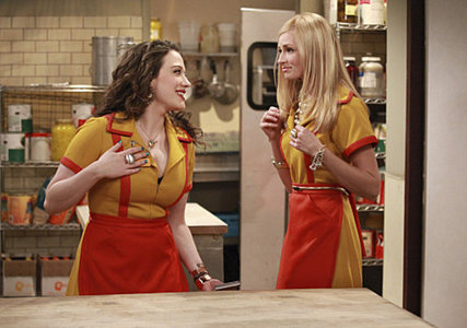 "Numbers in TV Series - ""_ Broke Girls"""