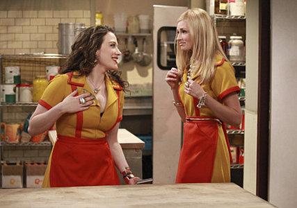 """Numbers in TV Series - """"_ Broke Girls"""""""