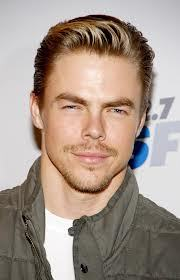 Oout of all four wins that Derek Hough has, who won him his first mirror ball trophy back in season 7?