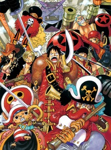 From what One Piece movie is this Picture?