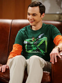 What does Sheldon say is the coolest mode of transportation?