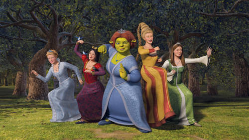 Which of the princesses in Shrek The Third betray the others?