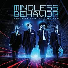 What is the first song on Mindless Behavior's second Album