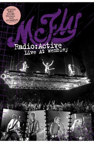 Which song from ★NSYNC which the boys from McFly sang and danced was an Extra Hidden on Radio:ACTIVE tour DVD?