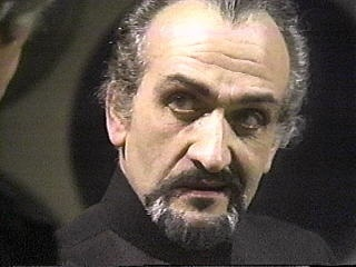 Which of the following actors portrayed this incarnation of the Master?