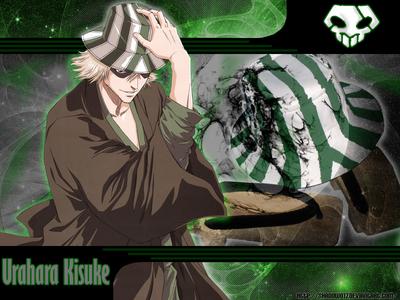Urahara Kisuke is evil?