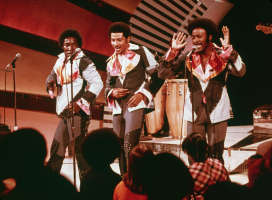 """""""Backstabbers"""" was a major hit for """"'70's"""" R&B vocal trio, The O'Jays, back in 1972"""