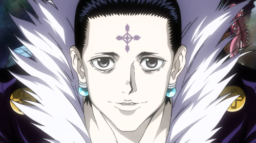 Chrollo Lucifer is the leader of