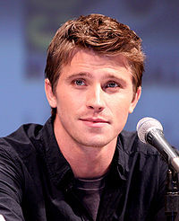 What is Garrett Hedlund's middle name?