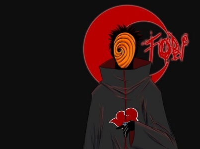 Who was Tobi (from the akatsuki) identified as?