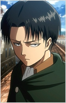 "Who voices Rivaille ""Levi""?"