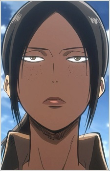 Who voices Ymir?