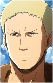 Who voices Reiner Braun?