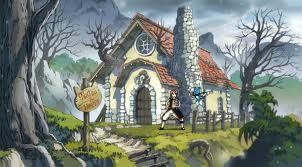 When Lucy found out Natsu's house, what is she planning?