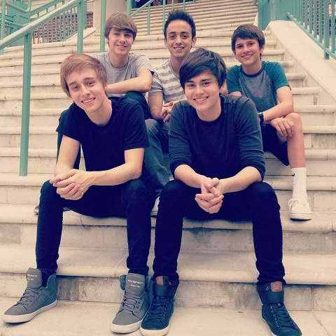 who is the youngest in this 5 member of Before You Exit?