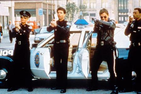 who's the director of 'Police Academy: Mission to Moscow'?