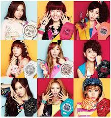 Which ano was SNSD's debut?