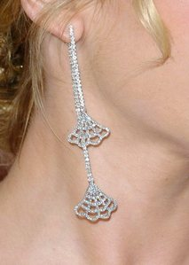 In what 2005 event did Kate wear these earrings?