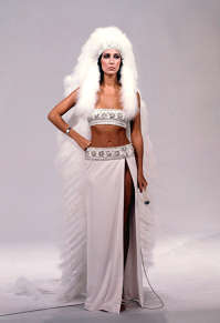 """""""Half-Breed"""" was a #1 hit on the BILLBOARD Pop Charts for Cher back in 1973"""
