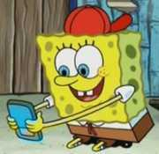 Name the grandson of spongebob?