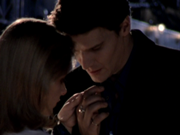 Which episode does Buffy's claddaugh ring that was given to her by Angel as a gift bring him back from Hell?
