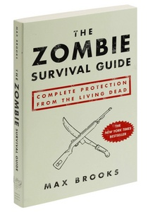"According to the ""Zombie Survival Guide,"" zombies are re-animated corpses that either rose from their graves or crawled out of tombs."