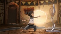 How old was Korra when she was proving herself as the Avatar?