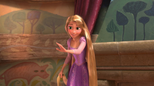 What movie is Rapunzel in?
