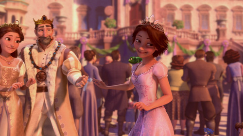 How old is Rapunzel by the end of the movie?