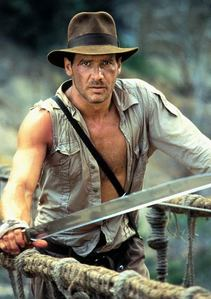 What is Indiana Jones' fear?