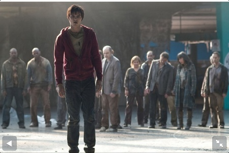 "What was the mean of the zombie Nicholas played in ""Warm Bodies""💀"