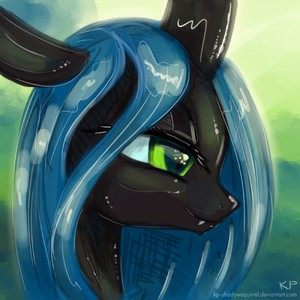 Who did Chrysalis disguised herself as?